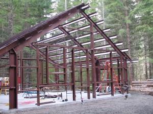 metal/steel buildings